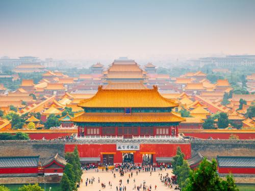Circuit Beautés de la Chine ***