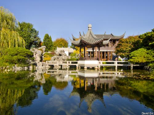 Circuit Merveilles de Chine ***