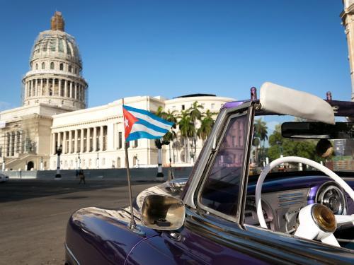 Photo n° 6 Circuit Merveilles de Cuba