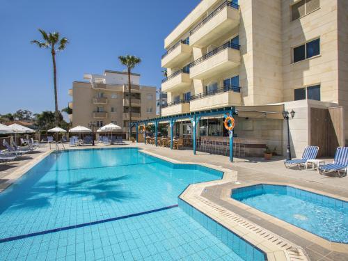 hôtel kapetanios limassol hotel ***