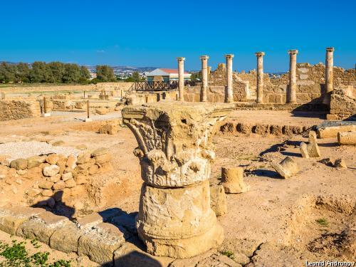 Autotour Trésors de Chypre. *** - voyage  - sejour