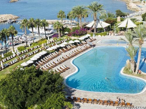 Hôtel Coral Beach Hotel & Resort *****