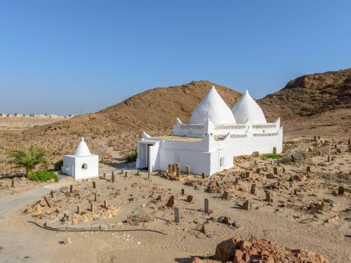 Circuit Encens, oasis et plages du Sultanat d'Oman (Framissima Crowne Plaza) *****