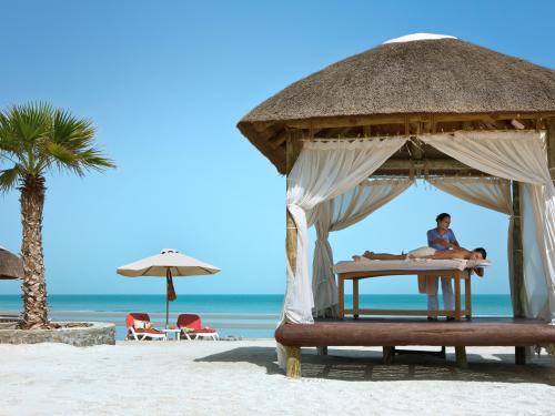Hôtel Fram Expériences Cove Rotana Resort Ras Al Khaimah. ***** - voyage  - sejour