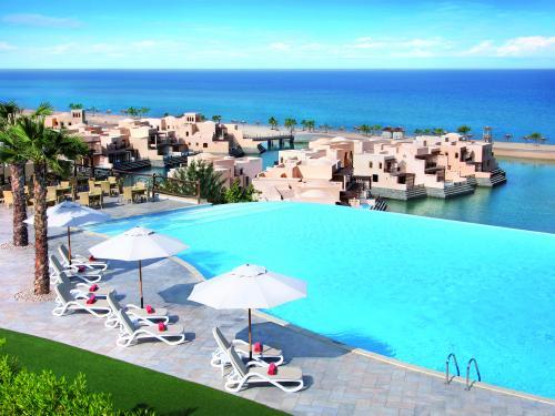 Hôtel Fram Expériences Cove Rotana Resort Ras Al Khaimah ***** - voyage  - sejour