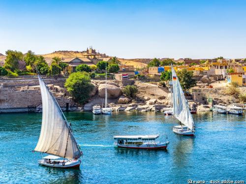 Croisière Beautés au fil du Nil *****