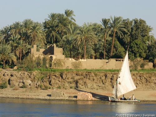 Croisière Au fil du Nil *****