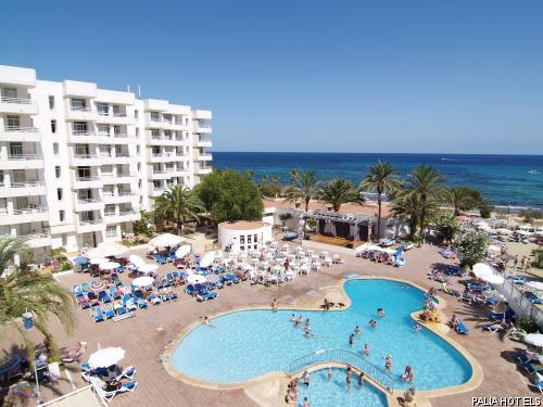 Club Framissima Palia Sa Coma Playa **** - voyage  - sejour
