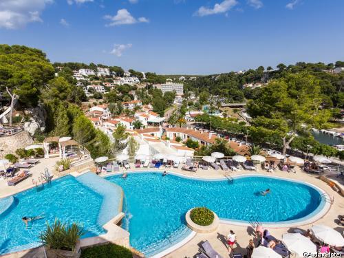 Hôtel Adult Only Artiem Audax Spa & Wellness Hotel **** - voyage  - sejour
