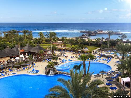 Séjour Fuerteventura - Hôtel Elba Carlota ****
