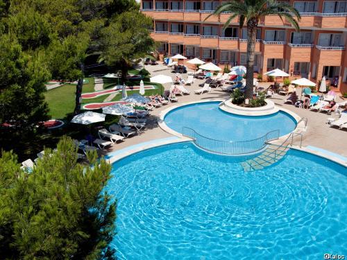 Séjour Espagne - Hôtel Xaloc Playa ***