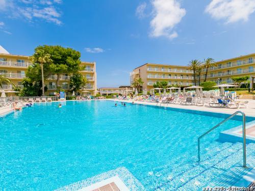 Club Club Olé Fram Aguamarina Playa 3* sup - voyage  - sejour