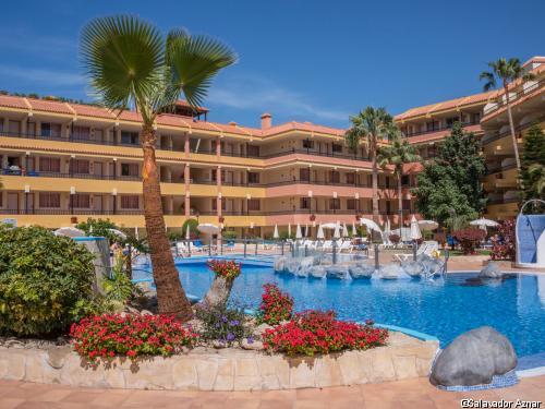 Hotel hovima jardin caleta 3 tenerife canaries - Hotel jardin caleta ...