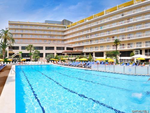 Hôtel GHT Oasis Park et Spa 4*