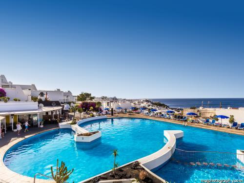 Séjour Lanzarote - Hôtel BelleVue Aquarius ***