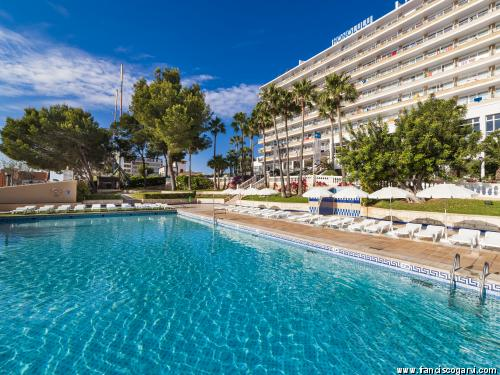 Séjour Palma de Majorque - Hôtel Adult Only Globales Honolulu ***