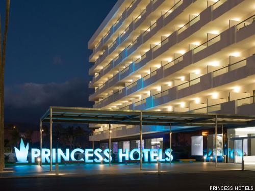 Photo n° 2 Hôtel Adult Only Gran Canaria Princess ****