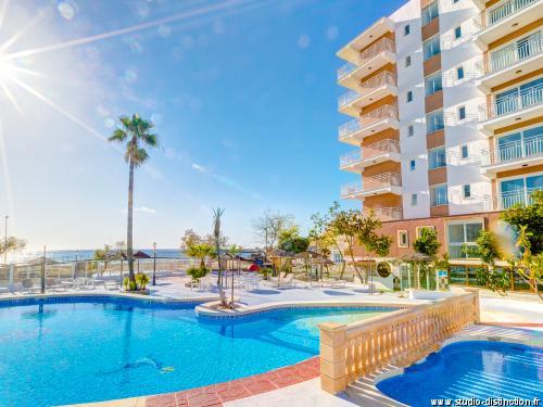 Hôtel Playa Moreia ***