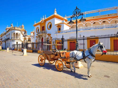 Circuit Tresors d'Andalousie ***