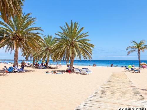Combiné circuit et hôtel Tour Canario et séjour Gran Hotel Turquesa Playa ****