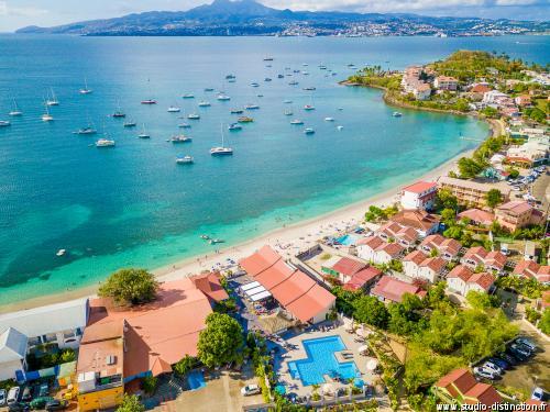Séjour Martinique - Hôtel Bambou ***