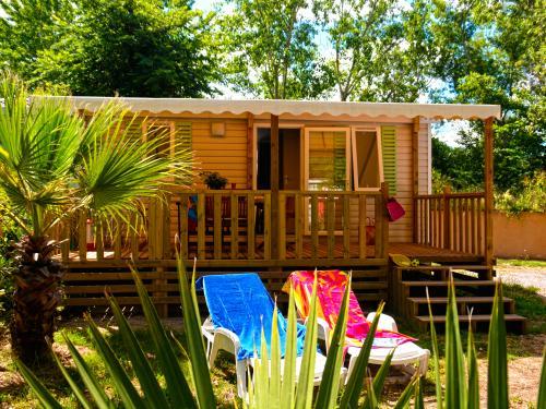 Fram Camping Club Les Pêcheurs Côte d'Azur 4* - 1
