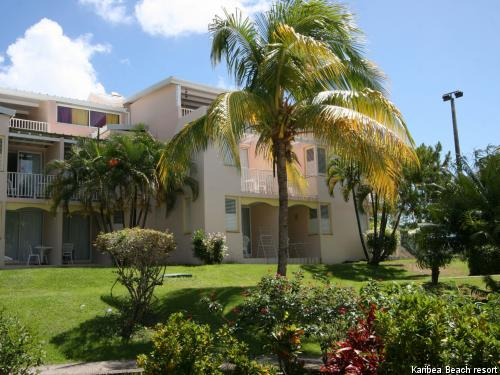 Photo n° 3 Résidence hôtelière Résidence Caribia ***