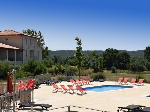 Fram Résidence Sélection Château de Jouarres (Parc du Haut Languedoc) 3*
