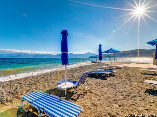 Hôtel Delphi Beach ****