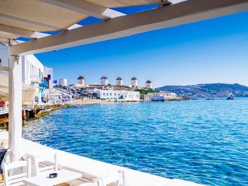 Circuit Combiné 3 îles : Mykonos - Paros - Santorin en 15 jours 2* - 1