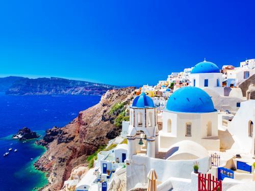 Combiné hôtels Crète et Santorin, les perles de la mer Égée **** - 1
