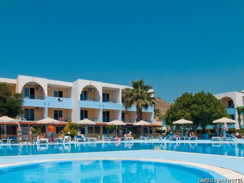 Hôtel Lardos Bay 3* - 1