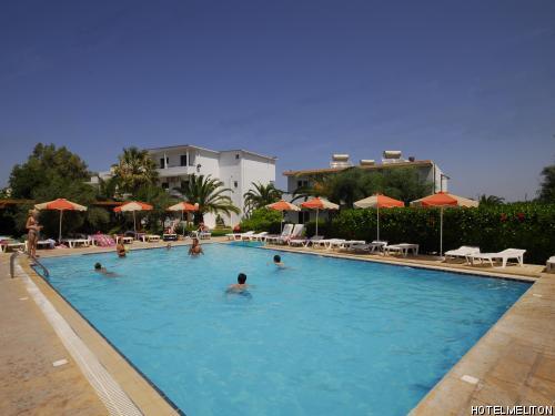 Hôtel Meliton Hotel ***