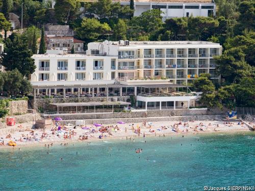 hotel vis 3 croatie avec voyages leclerc fram ref 12426. Black Bedroom Furniture Sets. Home Design Ideas