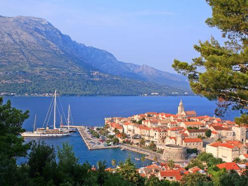 Autotour Balade sur la côte dalmate ***