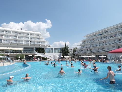 Hôtel Olympia ****, Split