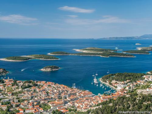 Circuit Les Merveilles De Dalmatie Croatie Voyaneo
