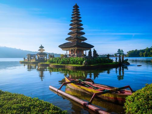 Circuit Merveilles d'Indonésie - 1