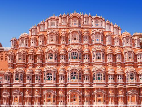 Circuit Trésors du Rajasthan & extension Bénarès ***