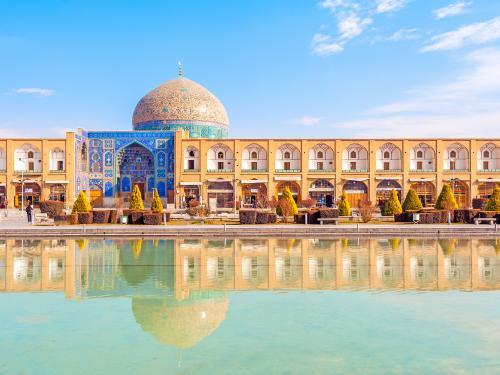 Circuit Merveilles d'Iran 3*