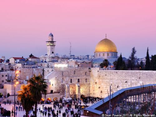 Circuit merveilles d'israël 3*