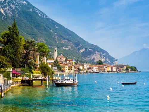 Circuit Beauté des lacs italiens
