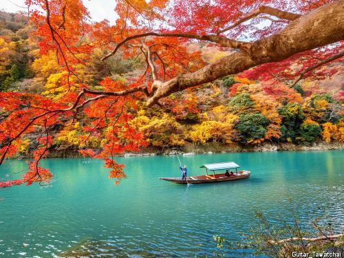 Circuit Beautés du Japon