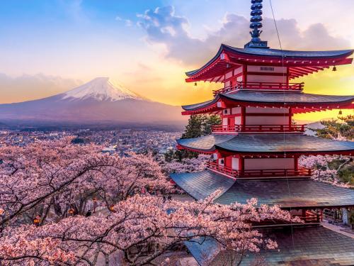 Circuit Merveilles du Japon ***