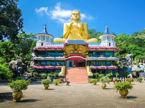 Photo n° 4 Circuit Merveilles du Sri Lanka