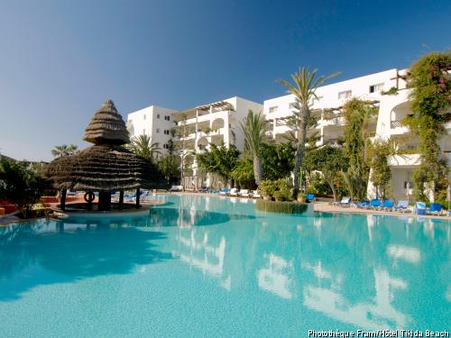 Hôtel Adult Only Riu Tikida Beach Golf et Thalasso ****