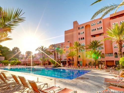 Club Framissima Les Idrissides Aqua Parc ****, Marrakech
