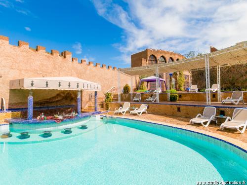 Hôtel Kasbah Le Mirage ****