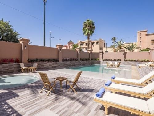 hôtel ayoub marrakech ****