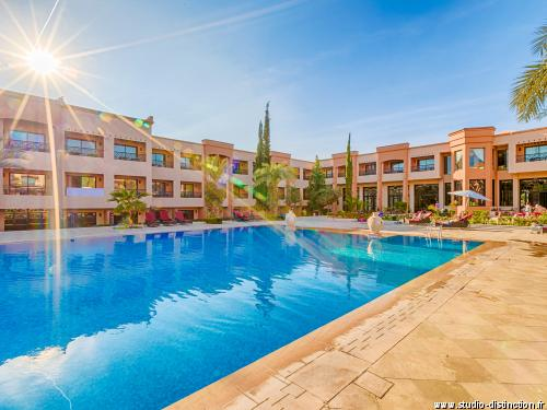Hôtel Zalagh Kasbah & Spa **** - voyage  - sejour